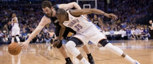 Kevin Love - Kevin Durant 2012