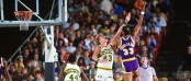Lakers - Supersonics 1980's