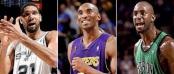 Golden Era - Kobe - Duncan - Garnett