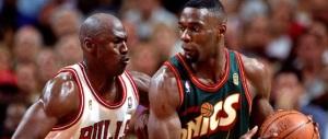 Bulls-Sonics 1996
