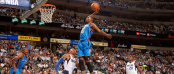 Kevin Durant - dunk - Thunder