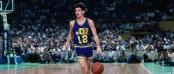 John Stockton - rookie Utah Jazz