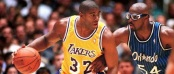 Magic Johnson - Lakers 1996
