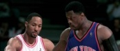Alonzo Mourning - Patrick Ewing Heat-Knicks