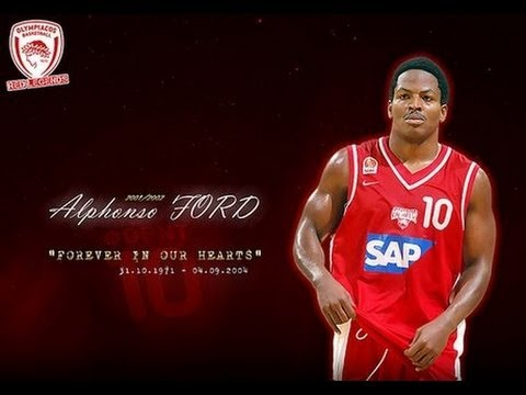 Alphonso Ford - Olympiakos (c) capture d'écran You Tube
