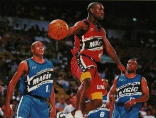Magic all star 1997 - Gary Payton