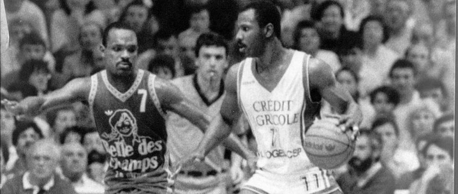 Paul Thompson – Howard Carter 1987Orthez/Limoges