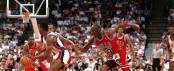 Pistons-Bulls 1989 playoffs