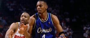 Anfernee Hardaway 1995 NBA Finals