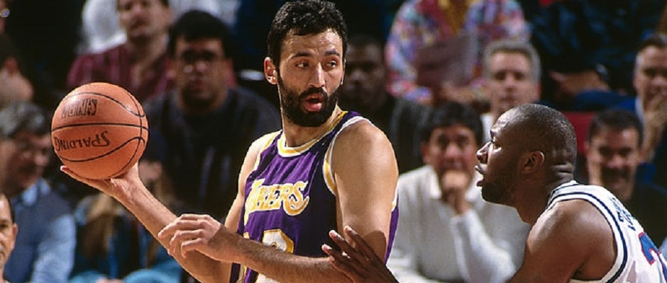 Lakers – Kings 1994 – Divac