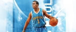 Chris Paul - New Orleans Hornets (c) Dariusz Ejkiewicz