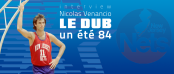 Montage Une : Laurent Rullier pour Basket Rétro