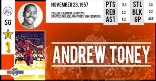 Andrew Toney