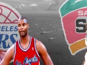 Bandeau David Robinson Spurs Clippers