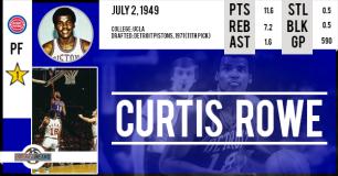 Curtis Rowe