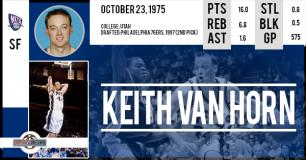 Keith Van Horn