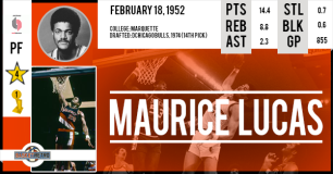 Maurice Lucas