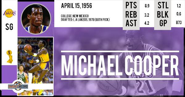 Michael Cooper