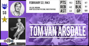 Tom Van Arsdale