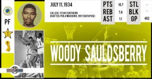 Woody Sauldsberry
