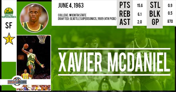Xavier McDaniel