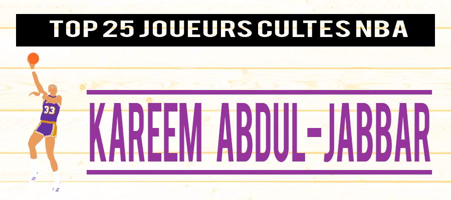 bandeau Kareem Abdul-Jabbar