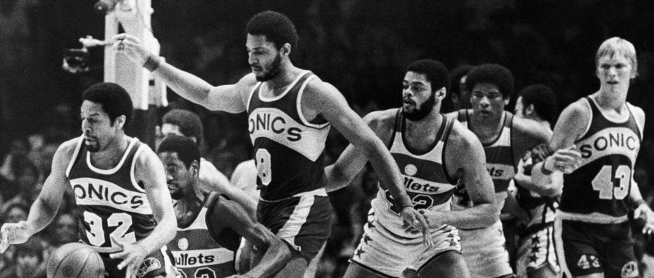 NBA Finals 1979 – SeattleWashington