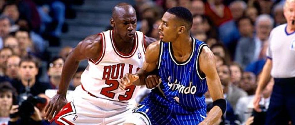 anfernee hardaway – Michael Jordan1996