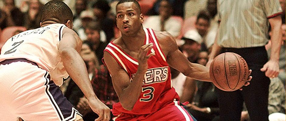 Allen Iverson –rookie