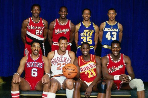 dunk contest 1985