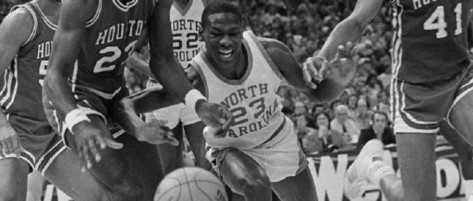 Michael Jordan – UNC1982