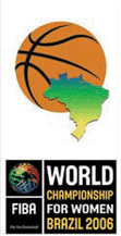 Logo Championnat du monde féminin 2006