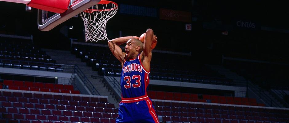 Grant Hill – Pistons1995