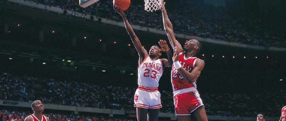NCAA demi-finale 1987