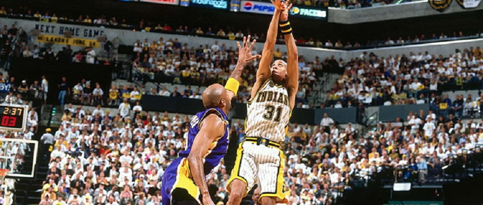 NBA Finals 2000 Pacers Lakers Game3