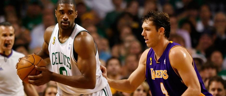 Boston – Lakers 2008 Game2