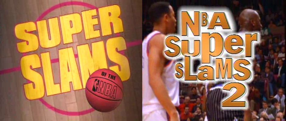NBA Superslams collection