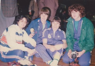 A.Sarrabia, C. Malfois, I. Guidotti, S.Simonetti @ Cathy Malfois