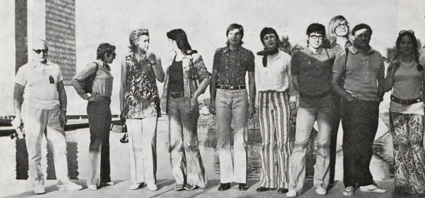 Les filles de Rio 1971