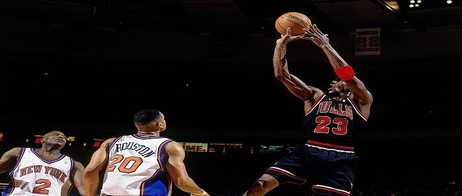 Michael Jordan – Knicks1998