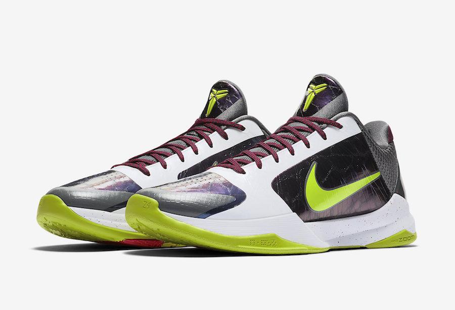 Kobe Protro – Retour vers le Futur version sneakers | Basket Retro
