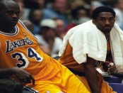 Shaq Kobe 1998