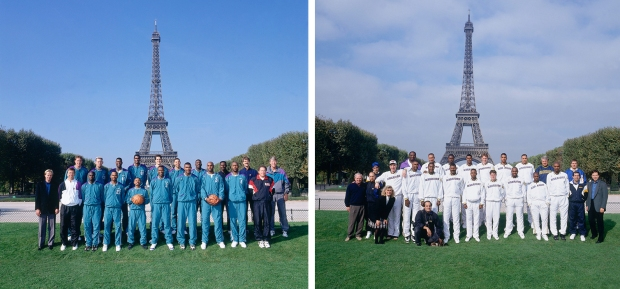 hornets warriors tour eiffel 1994