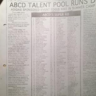 Liste des 60 lycéens participant à l'ABCD Camp de 1994 @ D Wendling
