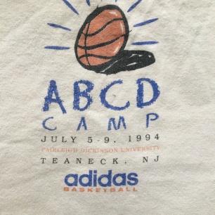 Le Tee Shirt de l'ABCD Camp de 1994 @ D Wendling