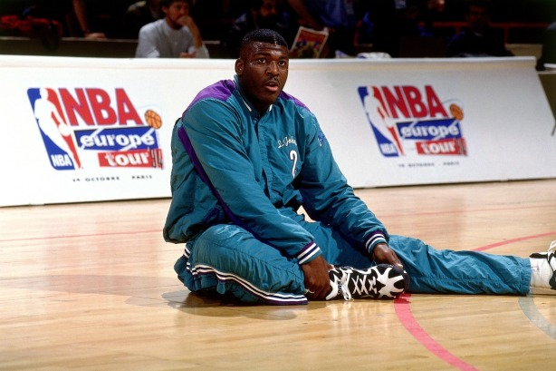 Larry Johnson diminué mais présent à Paris