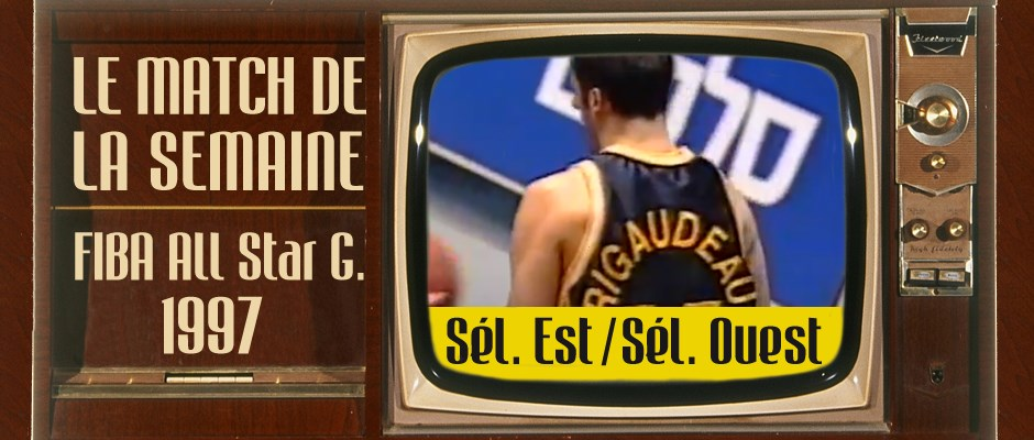 Fiba All Stars 1997 – LaurentRullier
