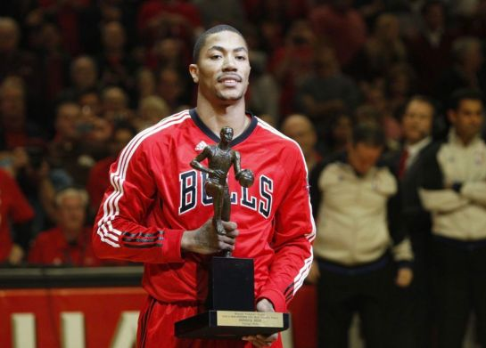 rose mvp 2011 chicago tribune