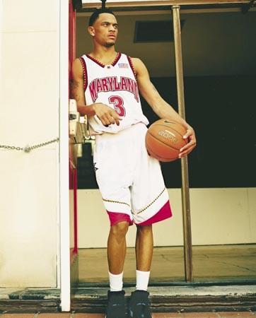Juan-Dixon-freshman