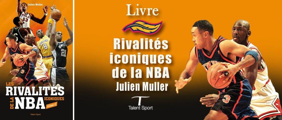 Bannière Rivalités NBA Volume 2 JulienMuller
